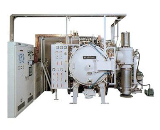太盛工業の生産設備 真空脱脂焼結炉
