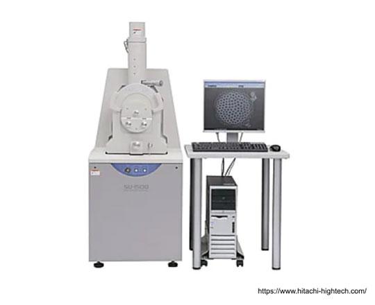 太盛工業の検査設備 走査型電子顕微鏡