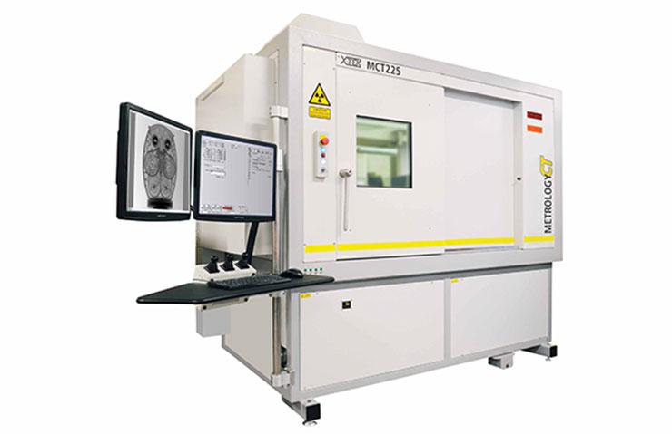 太盛工業の検査設備 計測用CT装置