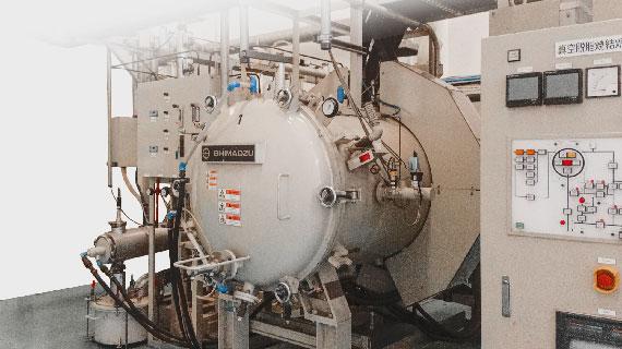 μ-MIM 最先端の焼結技術