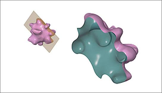 金平糖3DCADモデル