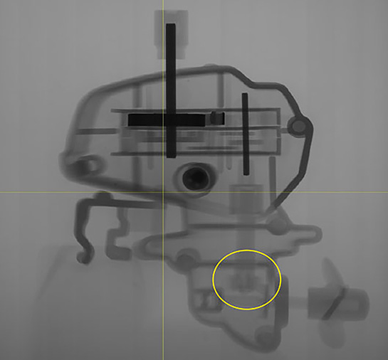 組み合わせ状態での擬似評価接触解析運動シミュレーション噛み合わせ評価