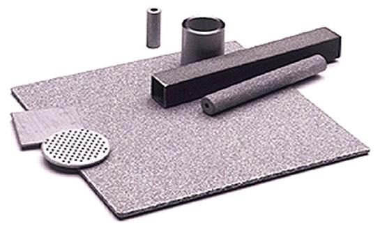 多孔質金属の機能 通気性 ポーラス金属フィルター