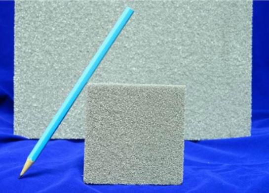太盛工業が提供する多孔質金属 高空孔率チタンフォーム(Ti - Foam)