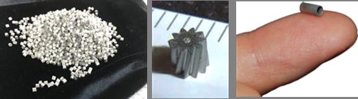 圧倒的な量産性で微小歯車を生産